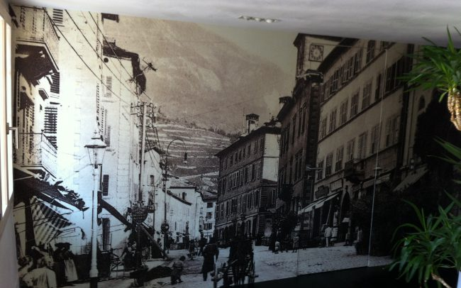 Décorations Créations - Affiche Vieille-Ville de Sion