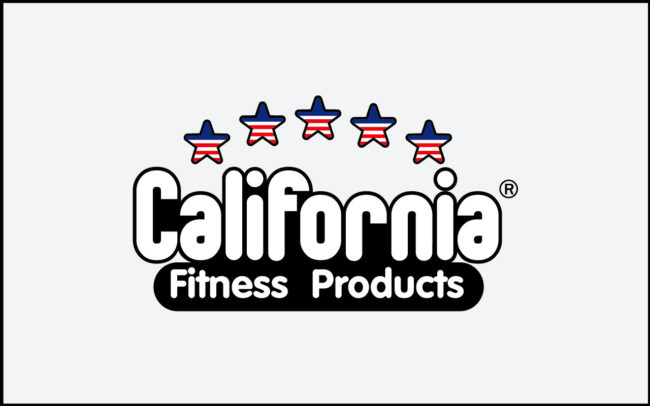 Logos - California Fitness Products