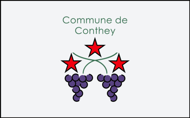 Logos - Commune de Conthey