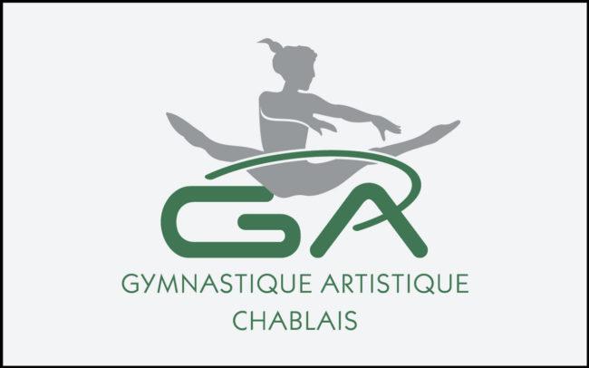 Logos - Gymnastique Artistique Chablais