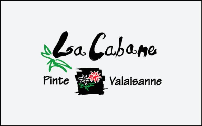 Logos - La Cabane Pinte Valaisanne