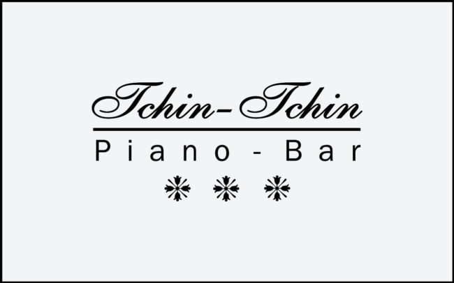 Logos - Tchin-Tchin Piano-Bar