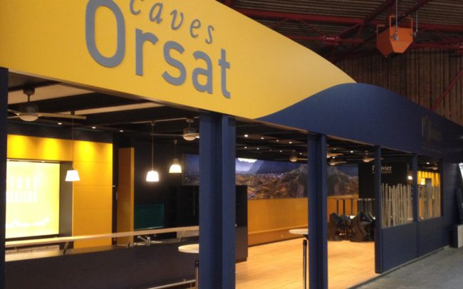 Stands - Cave Orsat