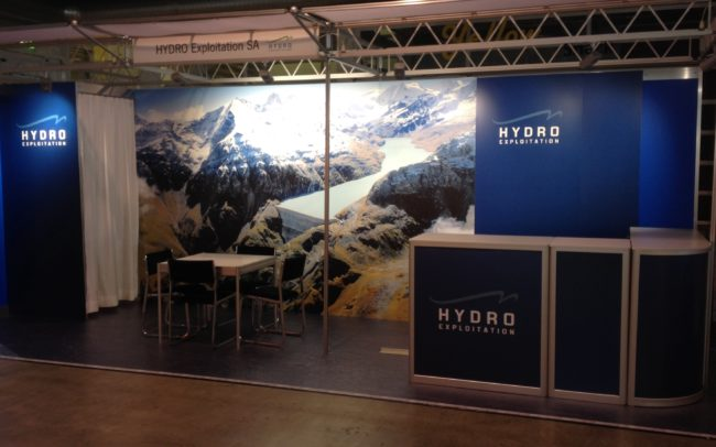 Stands - stand Foire professionnelle